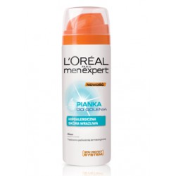L'OREAL Hydra Sensitive Pianka do golenia