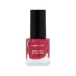 Max Colour Effects Mini lakier do paznokci nr 12 Diva Pink 5ml